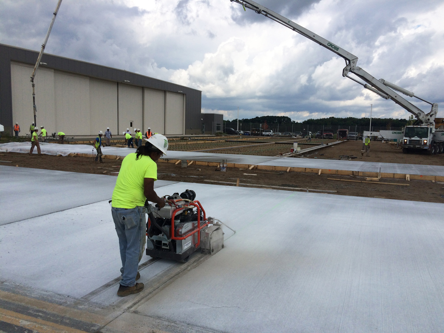 Capital Airport Taxiway Repairs A