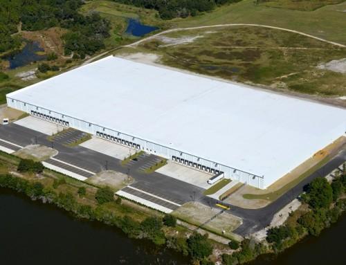 400,000 SF Distribution Facility, Plant City FL